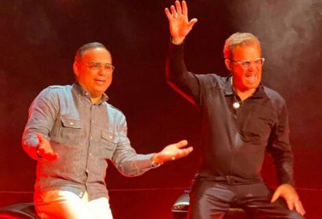 Willy Chirino se une a Gilberto Santa Rosa en nuevo tema