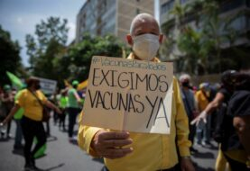 Venezuela llega a 2.189 muertes por covid-19