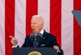 Biden pide acabar con racismo sistémico
