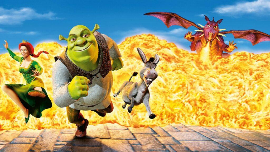 """""""Shrek"""", el ogro que sigue conquistando al público"""