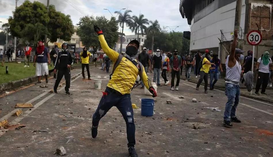 Buscan en Colombia a 168 personas desaparecidas en protestas