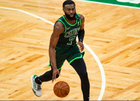 Celtics confirman la baja de Jaylen Brown por resto de la temporada