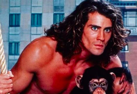 Willian Lara protagonista de la serie de Tarzan muere en accidente aéreo