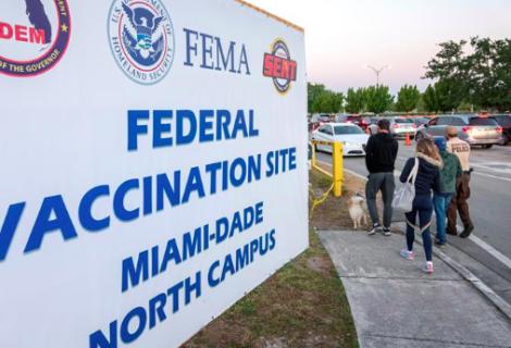 Deportistas latinoamericanos clasificados a Tokio podrán vacunarse en Miami