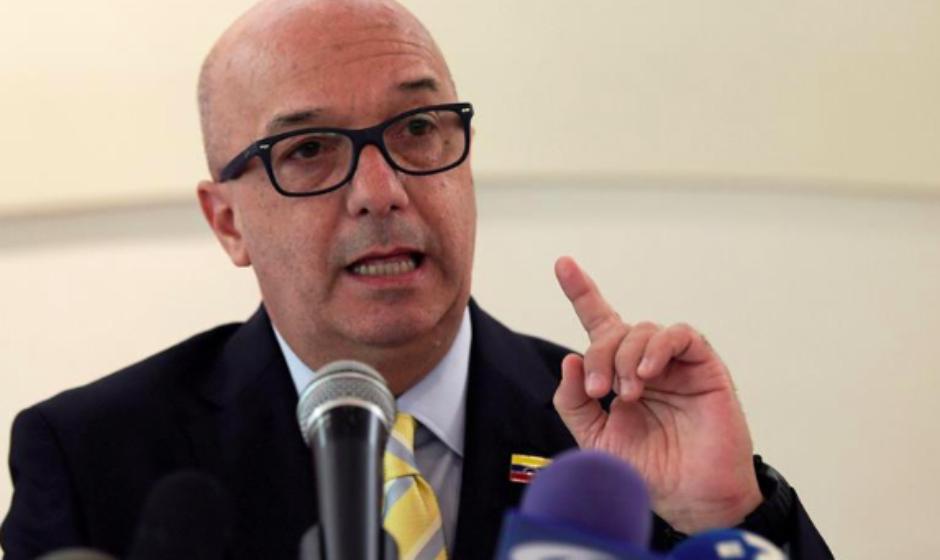 Renuncia el encargado de Seguridad e Inteligencia de Guaidó