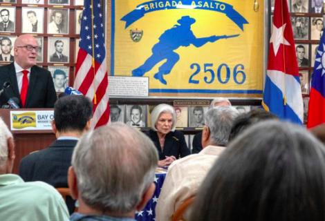 Oposición cubana de dentro y fuera lanza un Plan de Rescate de la República