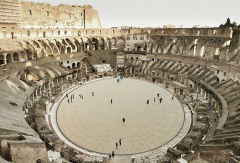 """Coliseo de Roma reconstruirá una """"arena"""" móvil y tecnológica antes de 2023"""