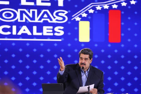 """Maduro desestima las """"amenazas"""" del asesor de Biden para Latinoamérica"""