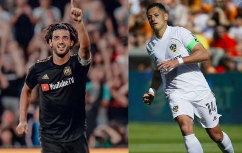"""Vela y """"Chicharito"""" los mejores pagados de la MLS"""