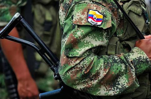 Disidentes de las FARC confirman el secuestro de 8 soldados venezolanos