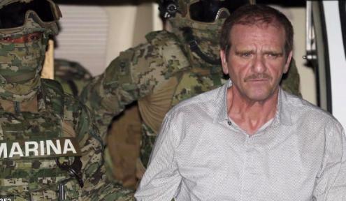 """Fiscalía de México logra un arraigo contra el capo Héctor """"el Güero"""" Palma"""