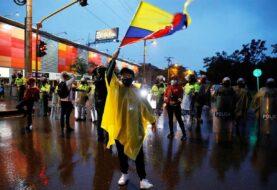 ONU denuncia un uso excesivo de la fuerza en Colombia