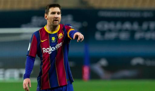 Leo Messi organiza un almuerzo en su domicilio para toda la plantilla