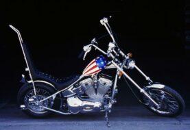 """Subastan la moto de Peter Fonda en la película """"Easy Rider"""""""