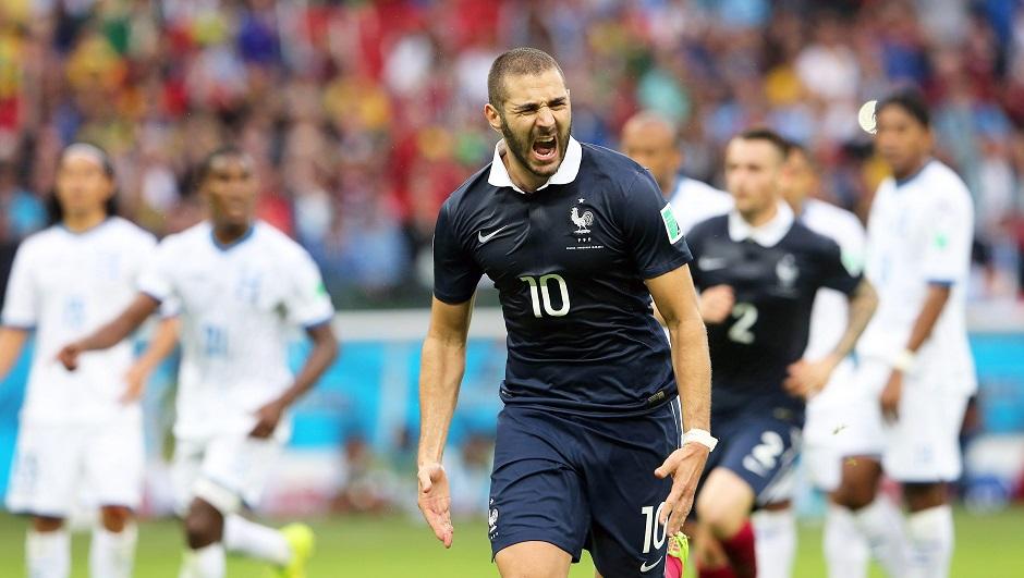 Benzema se incopora a la selección francesa