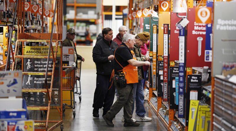 Home Depot gana 4.145 millones de dólares entre marzo y mayo