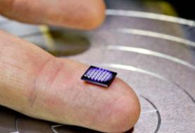 El chip ordenador más pequeño del mundo lo tiene IBM