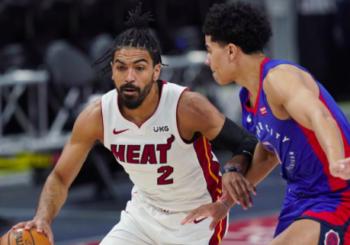 Los Heat superan a Pistons y preparan duelo de playoffs con Bucks