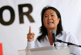 Fiscalía de Perú pide no autorizar el viaje de Keiko Fujimori