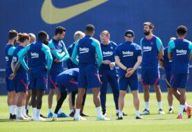 Ter Stegen, Messi y Pedri, bajas ante el Eibar