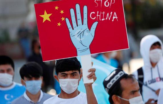 """EE.UU. denuncia en la ONU el """"genocidio"""" chino contra minorías en Xinjiang"""