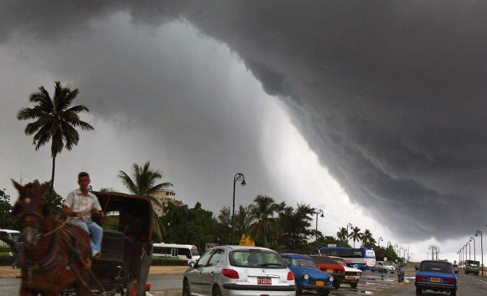 Ana, primera tormenta del año en el Atlántico