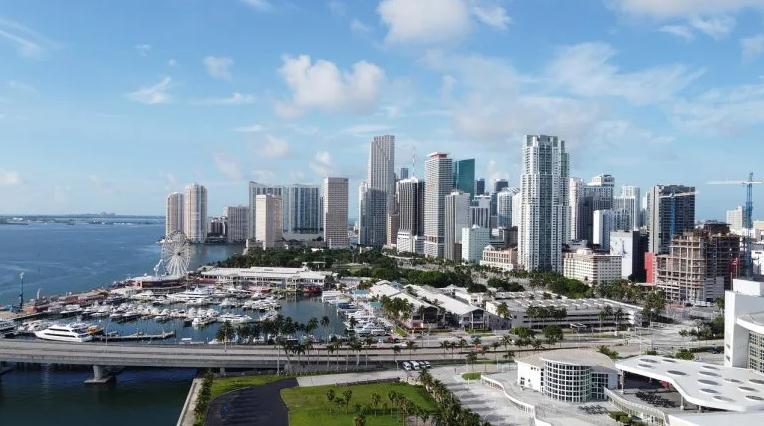 Miami da la bienvenida a las criptomonedas