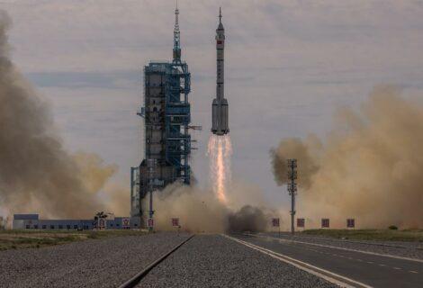EEUU felicita a China por lanzamiento de nave tripulada