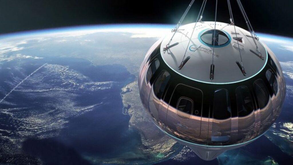 Space Perspective ya vende billetes para su vuelo espacial