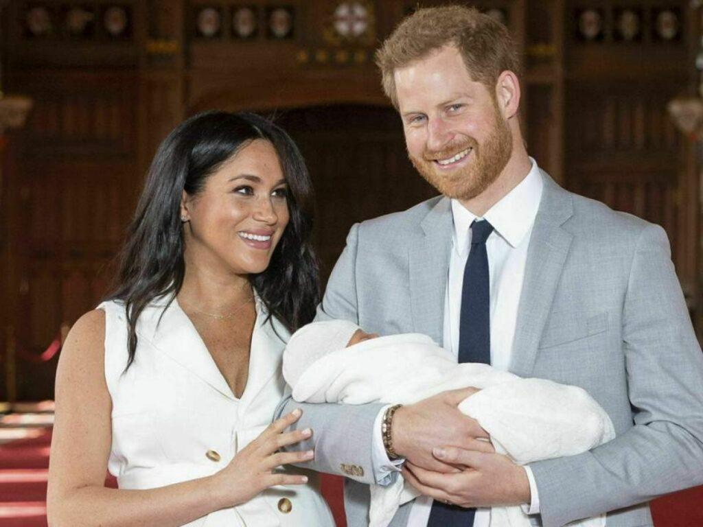 Hija del príncipe Harry se llama como sus abuela, Diana