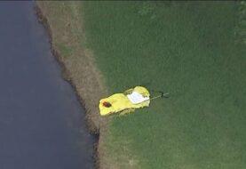 Policía halla los cuerpos de dos niñas en un canal de Florida