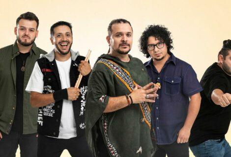 """Tierra Adentro se une a Nacho para cantar """"Soy latino"""""""