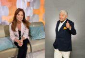 María Celeste y Don Francisco se suman al elenco de CNN