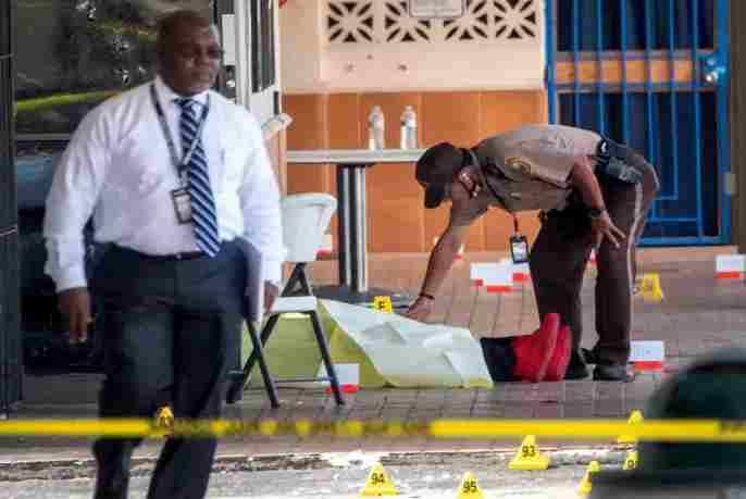 Arrestan a tres jóvenes que estuvieron cerca de tiroteo en Miami