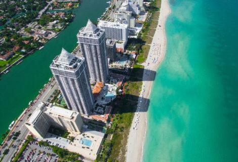 Compradores foráneos aumentan los precios en Miami