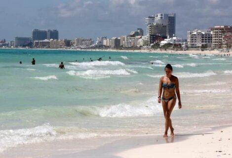 México marca repunte en turismo internacional del 199 %