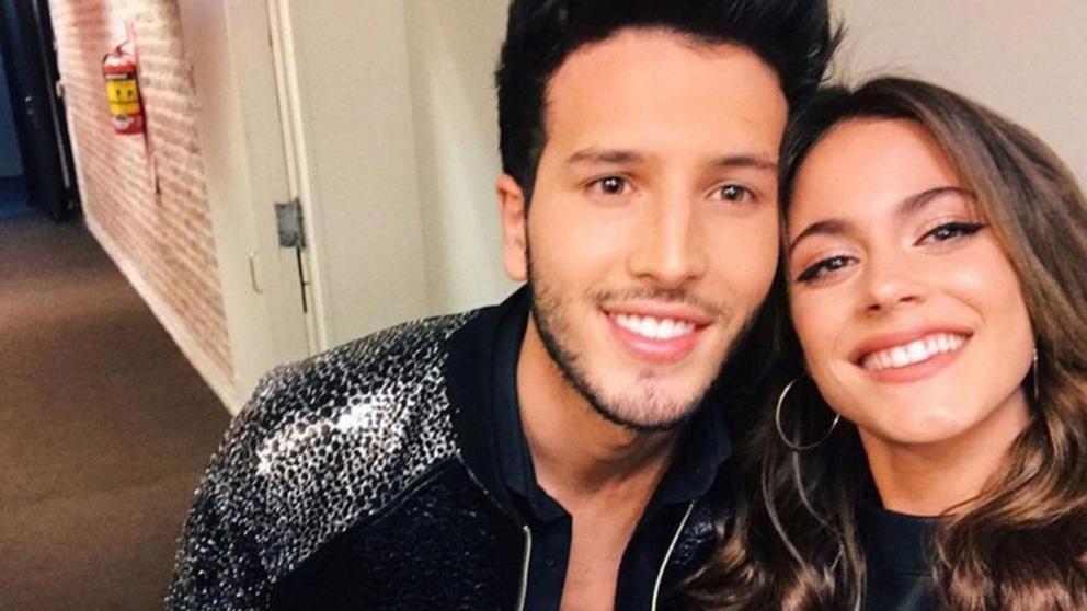 Tini Stoessel y Sebastián Yatra, juntos en una fiesta en Miami