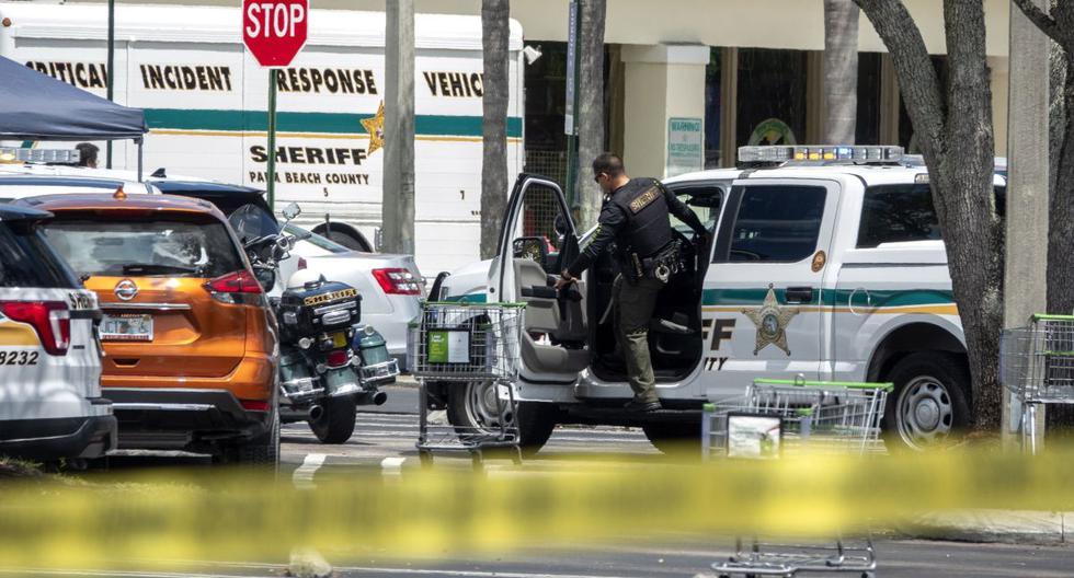 Abuela y nieto vícimas del tiroteo en el supermercado de Florida