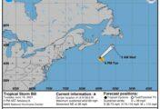 "Tormenta Bill, a punto de ser sistema ""extratropical"""