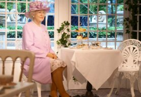 Isabel II tomará el té con Biden y su esposa