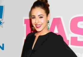 Danna Paola conmueve a usuarios de Tik Tok