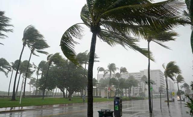 Temporada de huracanes da inicio oficialmente