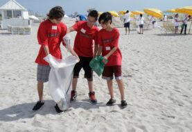 Miami Beach involucra a estudiantes contra la contaminación
