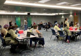 Estados Unidos aplica vacunas gratis en aeropuerto de Miami
