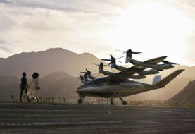 Empresa presenta en California un taxi volador
