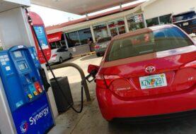 Precio de la gasolina en Florida sigue aumentando