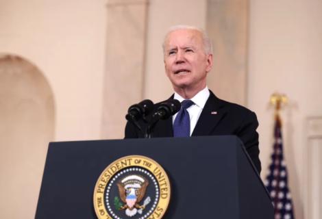 Biden anuncia ayuda de 100 millones de dólares al Líbano y pide reformas