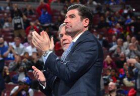 Scott O´Neil deja los Sixers tras ocho años