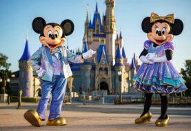 Disney World cumple 50 años lleno de magia