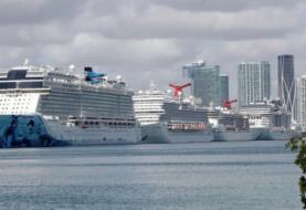 EEUU suaviza la alerta sanitaria para pasajeros de cruceros